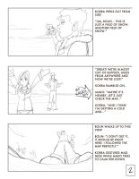 Legend of Korra Storyboard p2 by gibsonmo