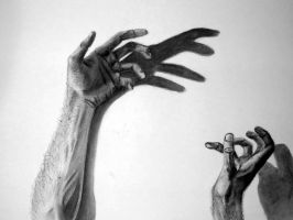 Shadow Puppets by indecisivecharacter