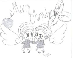 omushi merry christmas by inupuppy1412