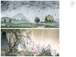 Childrens book 01 by Papierpilot