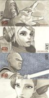 Clone Wars Widevision Hobby 2 by OMangueOTangue