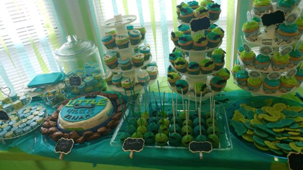 Baby Shower Event! by Annamarie2014