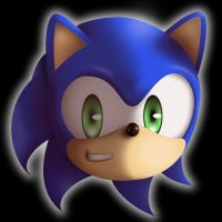 My Sonic paint by aepgames