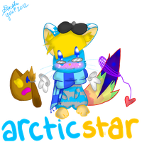 Arctic Star by iFailAtEverything
