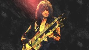 Jimmy Page - Light And Shade by ravenval