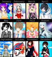 Summary Of Art 2013 by xBlueStaar