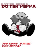 Doter Peppa by tarajenkins