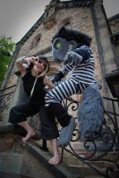SOUL EATER: Witch and Werewolf by Misamon