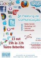 3 Meeting de Comunicacao  IBGM by lcdesigner