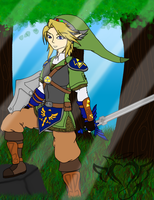 Link by AngelRaiRay