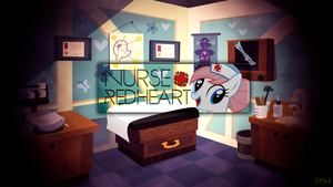 Nurse Redheart - 1920x1080 Wallpaper by R4inbowbash