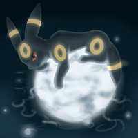 Day 04 -- Favorite Eeveelution by FriedSnipe