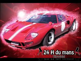 24 h du mans by ultraviolet1981