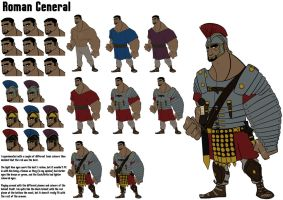 Roman General by StarbuckViper