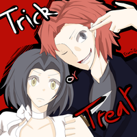 BACCANO-Trick or Treat by hermyon