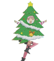 Amulet Christmas Tree Render by zombieusagi