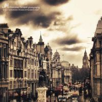 cold cloudly London by Artemisia-dream