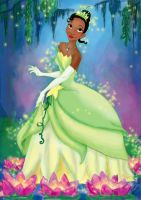 Princess Tiana by susieecool