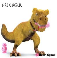 T-Rex Bear by Dominique1212