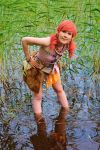 Oerba Dia Vanille - The rushes by jatek