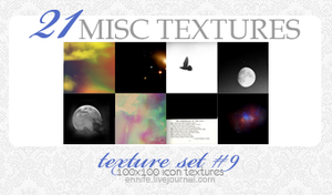21 Misc. Set of Textures 09 by ennife-resources