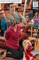 The Big Bang Theory: Penny's Predicament by celebdecap101