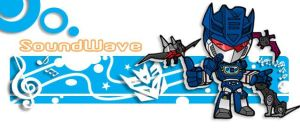 Soundwave by the-tracer