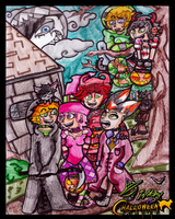 ---A Witchy Halloween--- by Rockerchick22