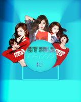 Hyuna PNG Pack by JewElf