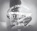 [Photo Quote] Try - by Ponbaby by PonBaby