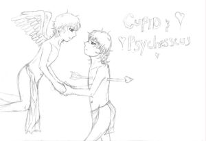 Cupid and Psychesseus