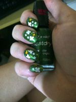 Nailartstpats by CarpeComma