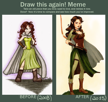 Meme Before And After 2 by Saaally