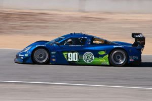 Spirit of Daytona Corvette by SharkHarrington