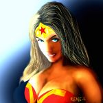 wONDER WOMAN by Rene-L