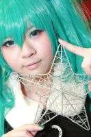 Vocaloid Christmas - Miku by Xeno-Photography