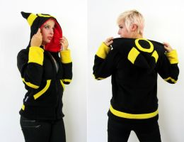 Evolution Dark Hoodie! by Lisa-Lou-Who