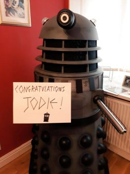 Welcome Jodie by VoteDave