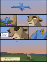 Run or Learn Page 117 by Kobbzz