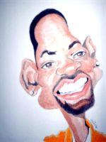 Will Smith caricature by Steveroberts