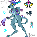 NEW REF~Micro Enters The Nightmare Realm by RoomsInTheWalls