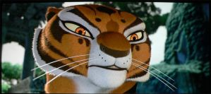 Master Tigresses fighting face! by SuperSayian5Naruto