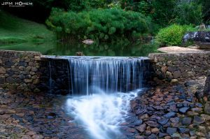 Waterfall of peace by jpmh21