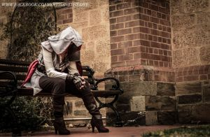 Female Ezio - Assassin's Creed 2 Photoshoot by ArtisansTheory