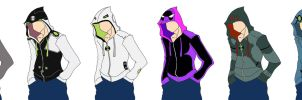 Ben 10 Hoodies 3 by tophphan