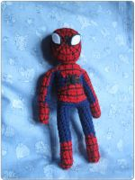 Spider-man Amiguri full by giraffesonparades