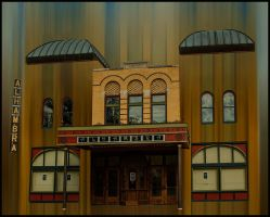 Alhambra Theater by boron