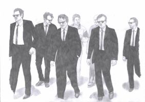 Reservior Dogs by leaner47