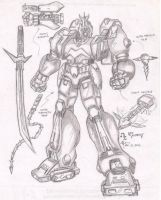 Neo Voltes V by Omni Existence by Robot-Japan