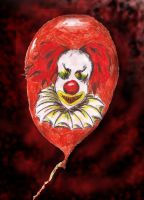 Pennywise by axelka2